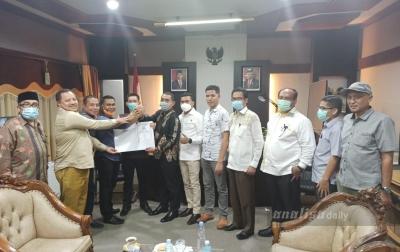 Anggota DPRA Gunakan Hak Angket Terhadap Plt Gubernur