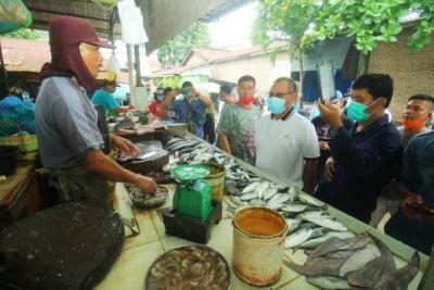Akhyar Nasution Janji Revitalisasi Pasar Tradisional