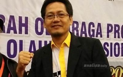 Aldin NL Plt Ketua SMSI Aceh