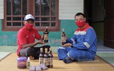 Pertamina Dorong Petani Aren Lokal Desain Kemasan Premium