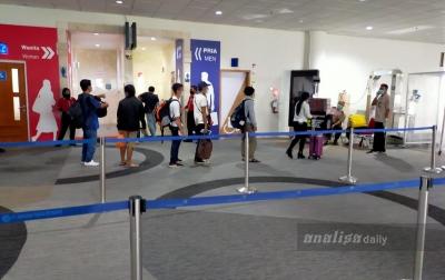 Ratusan WNI Bermasalah Dideportasi dari Malaysia