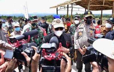 Jokowi Dijadwalkan Kunjungi Humbahas, Resmikan Food Estate