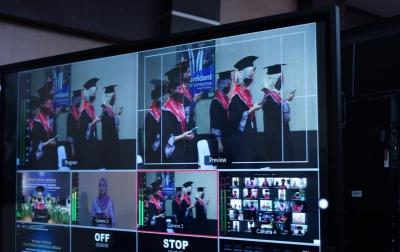 Sebanyak 460 Mahasiswa Poltekpar Medan Wisuda Secara Virtual