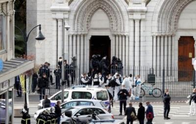 Penyerangan Gereja di Perancis, Tiga Orang Tewas