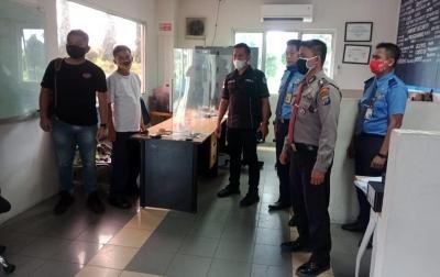 Ditemukan Sabu, Pengemudidan Bus Batik Air Diamankan