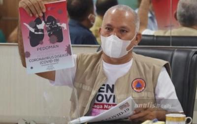 Warga Aceh Diajak Isolasi Diri Serentak 1 - 10 November