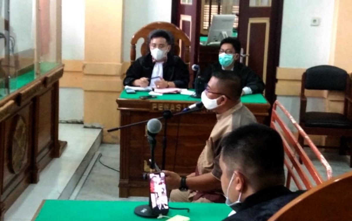 Terdakwa Penggelapan Uang Perusahaan Diganjar Pidana 2 Tahun Penjara