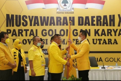 Ijeck Terpilih Sebagai Ketua Golkar Sumut, PMIB Turut Bangga