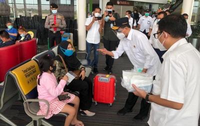 Menhub Apresiasi Penerapan Protokol Kesehatan di Bandara Kualanamu