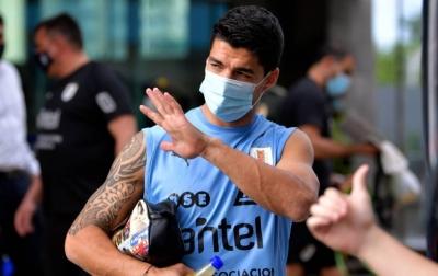 Luis Suarez Dinyatakan Positif Terinfeksi Corona