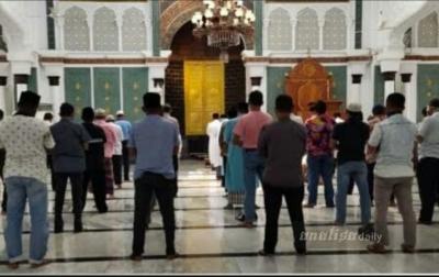 Masjid Jadi Pusat Edukasi Bahaya Covid-19