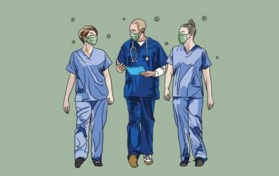 Tenaga Kesehatan Positif Covid-19 di Paluta Bertambah Tiga Orang