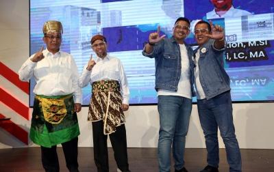 Foto: Debat Publik Pilkada Medan Putaran Kedua