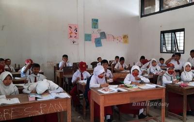 Sejumlah Sekolah di Sibuhuan Mulai Belajar Tatap Muka