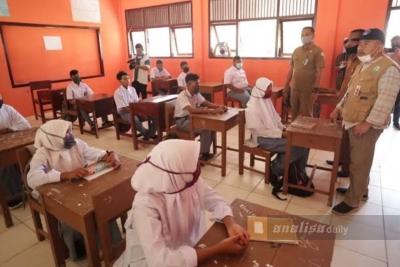 Aceh Persiapkan Guru dan Pelajar Jelang Sekolah Tatap Muka