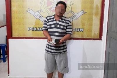 Polisi Ringkus Jurtul Togel di Marihat Bandar