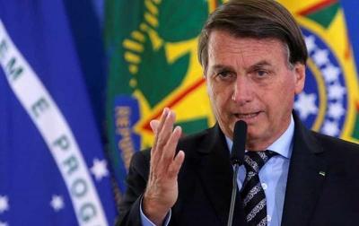 Jair Bolsonaro Tidak Akan Mengambil Vaksin Corona