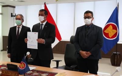 Indonesia Ajak ASEAN Kerja Sama Penanggulangan Pandemi