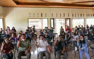 Kaum Milenial Indonesia Wilayah Karo Dukung Iwan dan Budianto