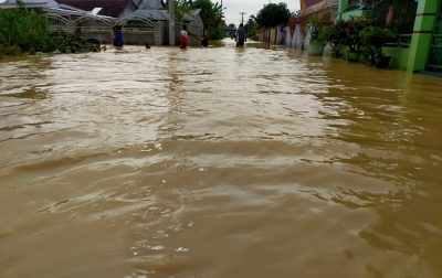 Banjir di Tebingtinggi, KAI Sumut Batalkan 2 Perjalanan Kereta Api
