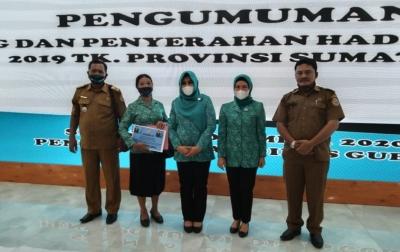 Empat Desa di Taput Juara Desa Percontohan Tingkat Provinsi