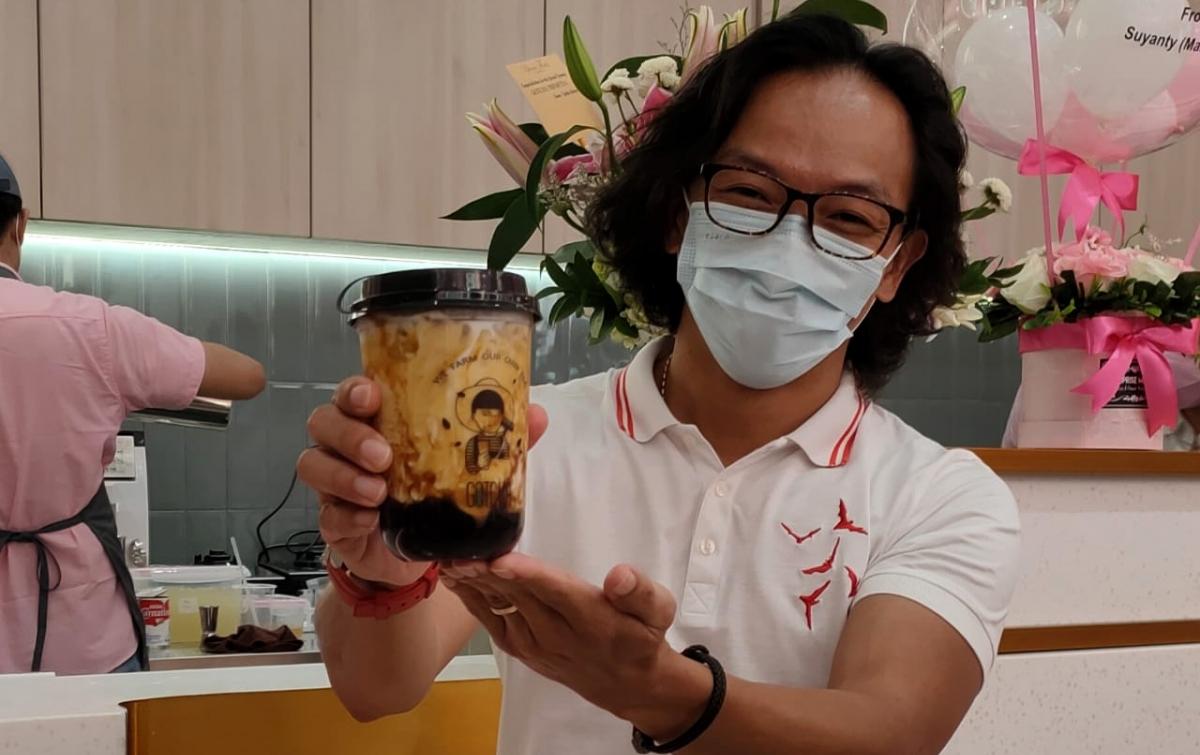 Gotcha Fresh Tea, Minuman Populer Australia Kini Hadir di Medan
