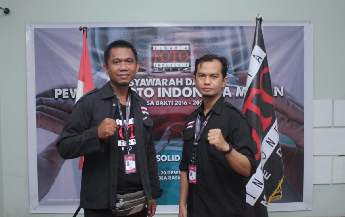 Rahmad Suryadi Kembali Pimpin PFI Medan