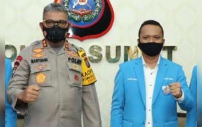 KNPI Buka Posko Pengaduan Lelang Jabatan Eselon II Pemprov Sumut