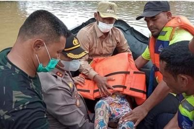Siswa SMP Meninggal Terseret Banjir di Aceh Timur