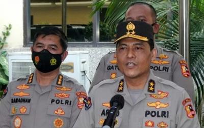 Bareskrim Polri Back-up Polda Metro Jaya Kejar Penyerang Polisi