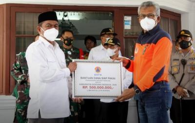 Terima Bantuan Dana Penanganan Banjir, Sergai Bakal Berbenah