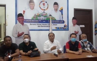 Tim AMAN Gugat Hasil Pilwalkot Medan ke MK