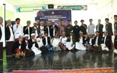DEM Sumut Teken MoU dengan Pesantren Tertua di Sumatera