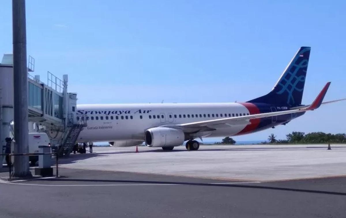 Kemenhub Benarkan Pesawat Sriwijaya Air Hilang Kontak ...
