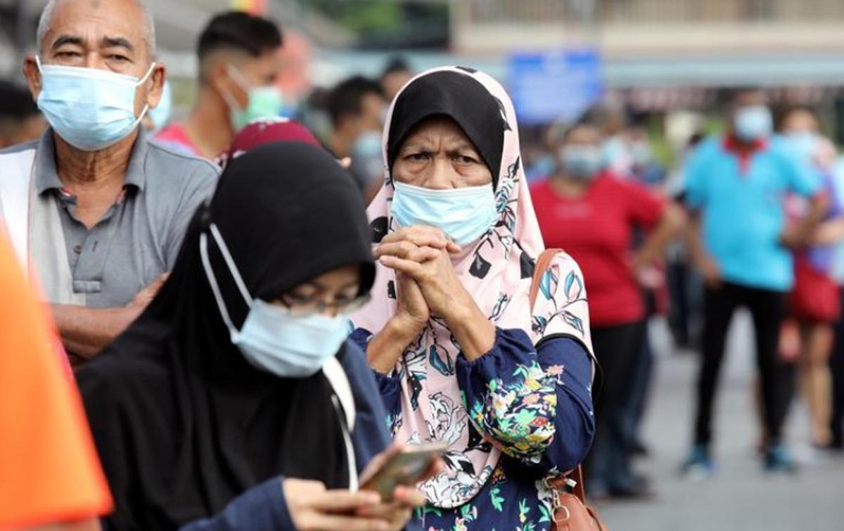 Cegah Covid-19, Malaysia Umumkan Keadaan Darurat
