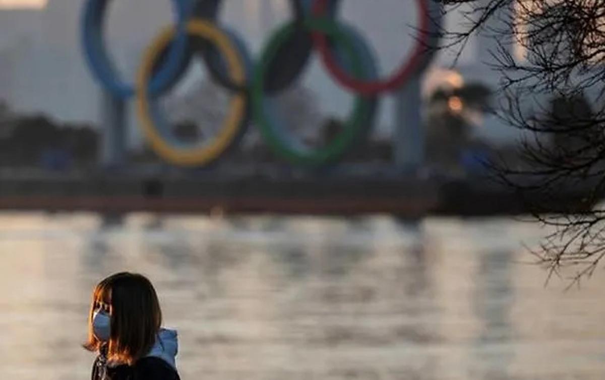 Pembatalan Olimpiade Dibahas Pada Februari Tidak Benar