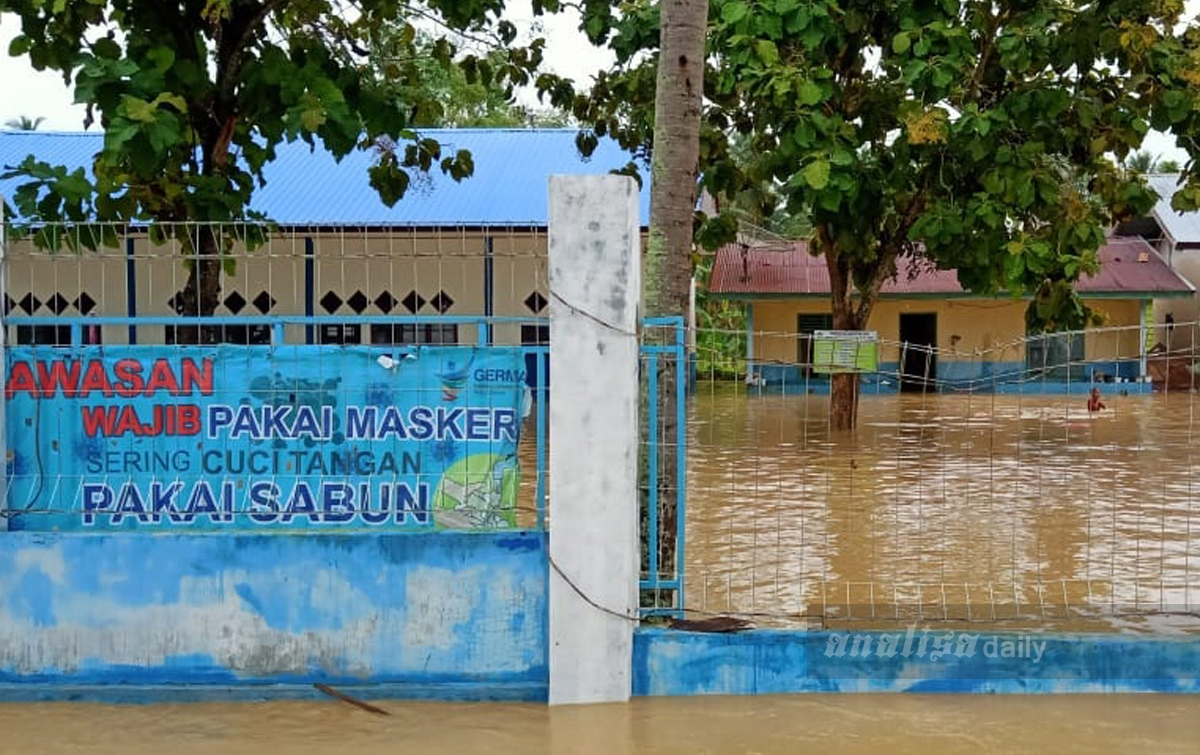 Awal 2021, Sebanyak 44 Kali Bencana Terjadi di Aceh