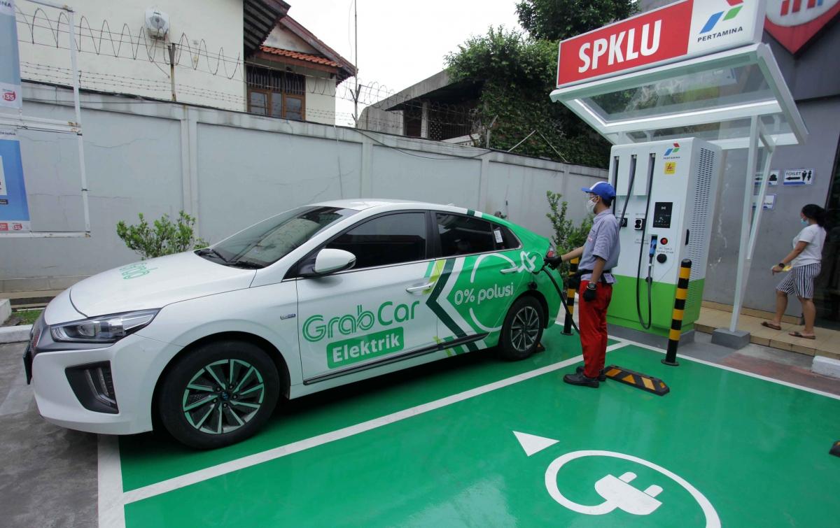125 Ribu Mobil Listrik Bakal Mengaspal Tahun Ini