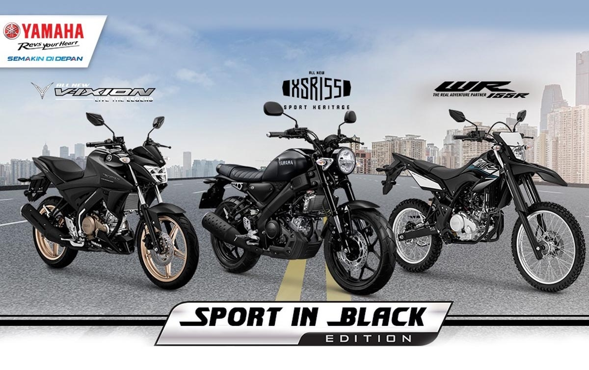 Alfa Scorpii Gelar Promo Sport In Black Edition