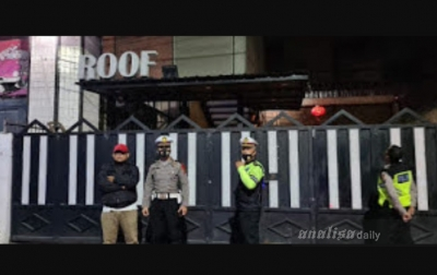Melanggar Prokes Covid-19, Polres Asahan Panggil Pemilik Cafe
