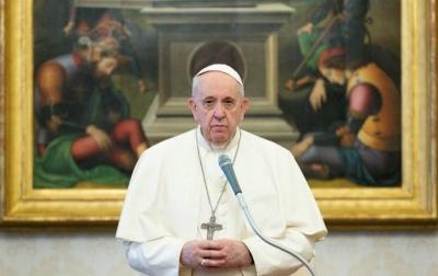 Kritikan Paus Fransiskus untuk Orang yang Liburan Demi Hindari Lockdown