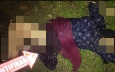 Perempuan Berjilbab Meninggal di Halaman Masjid