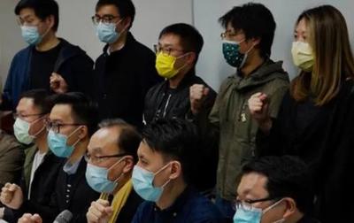 4 Negara Ini Protes Penangkapan Aktivis di Hong Kong
