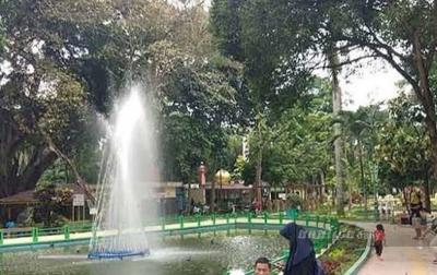 Fungsi Taman Kota Sebagai Ruang Terbuka Hijau di Medan Sangat Minim