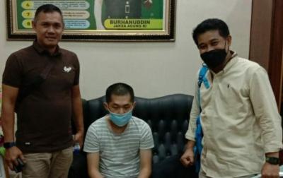 Buronan Kasus Perdagangan Orang Ditangkap Kejati Sumut