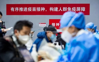 China Larang Masuk Dua Anggota Tim WHO
