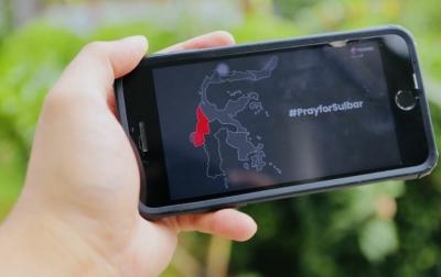 Telkomsel Pulihkan Jaringan Komunikasi dan Bebaskan Biaya Telepon Maupun SMS
