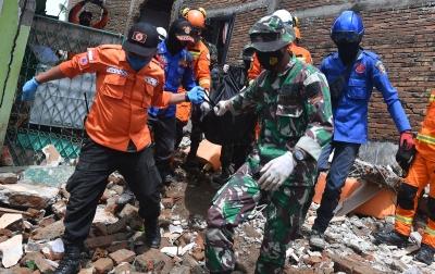 Gempa Sulawesi Barat, Korban Meninggal Dunia 46 Jiwa