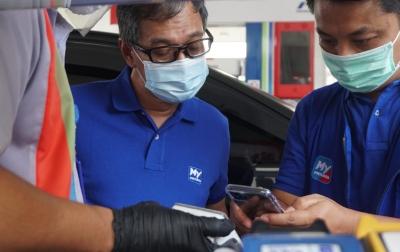Mobile Booth MyPertamina Hadir di Medan