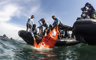 Berikut Rincian Isi Kantong yang Dievakuasi Tim SAR